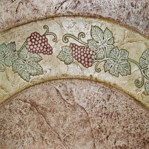 bt 100 grapevine border
