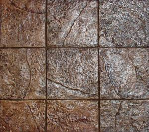 st 470 12 x 12 old granite tile 38 grout lines